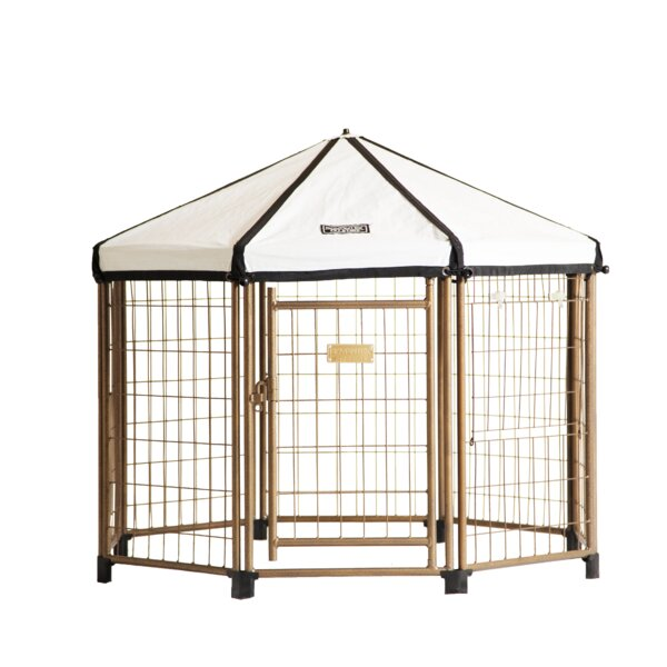 Arambula Pet Gazebo Yard Kennel by Tucker Murphy Pet