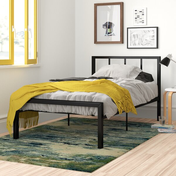 Martinique Twin Platform Bed by Zipcode Design