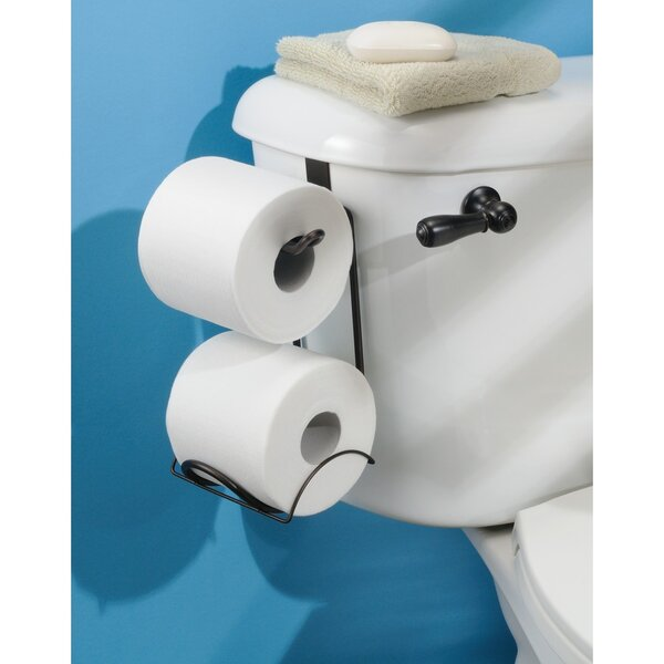 Espana Over the Tank Toilet Paper Holder by Rebrilliant