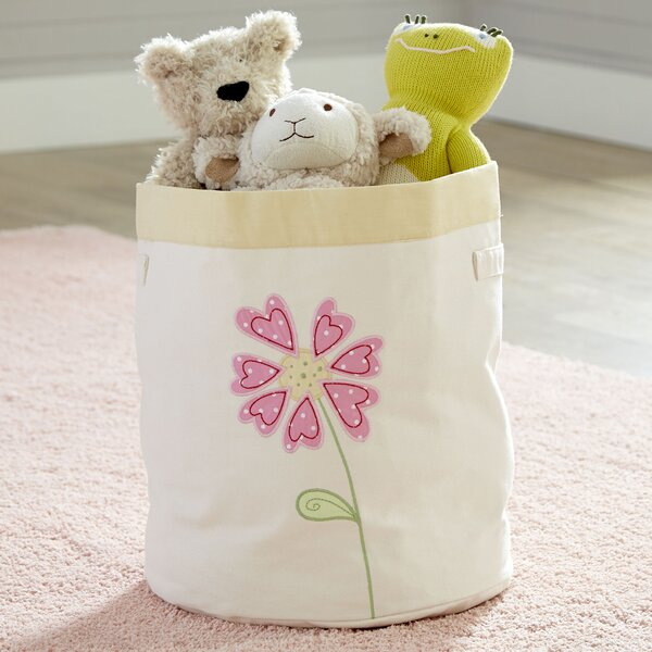 Flower Toy Storage Bin by Birch Lane Kids™