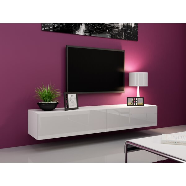 Lesterny Floating TV Stand For TVs Up To 88
