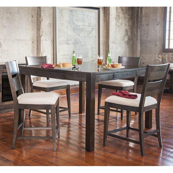 Hazelton 5 Piece Pub Table Set by Gracie Oaks