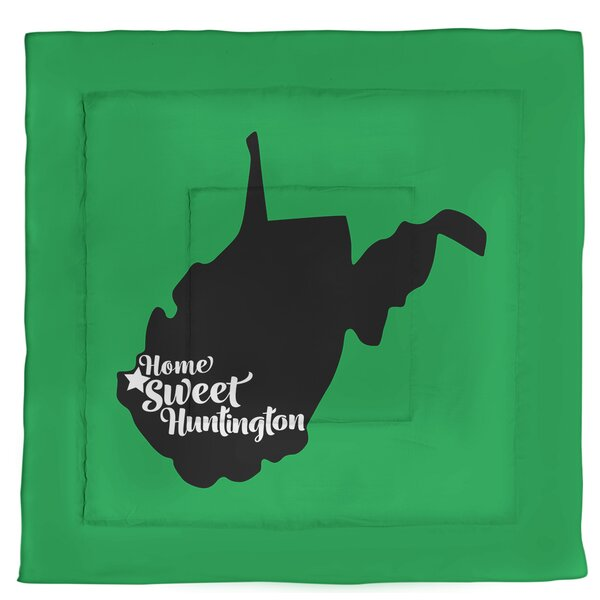 Huntington Single Reversible Comforter