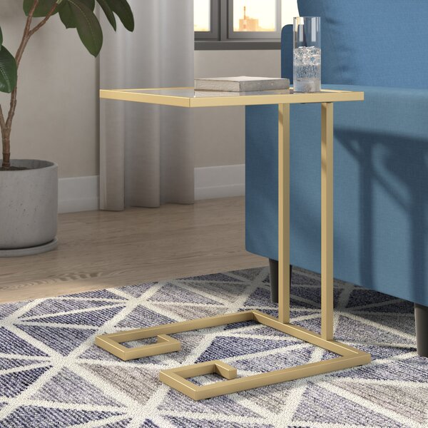 Payne End Table by Wrought Studio