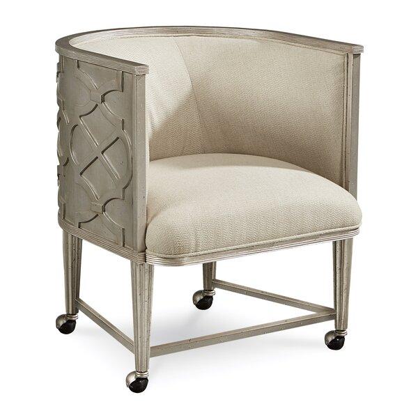 Hanna Barrel Chair by One Allium Way