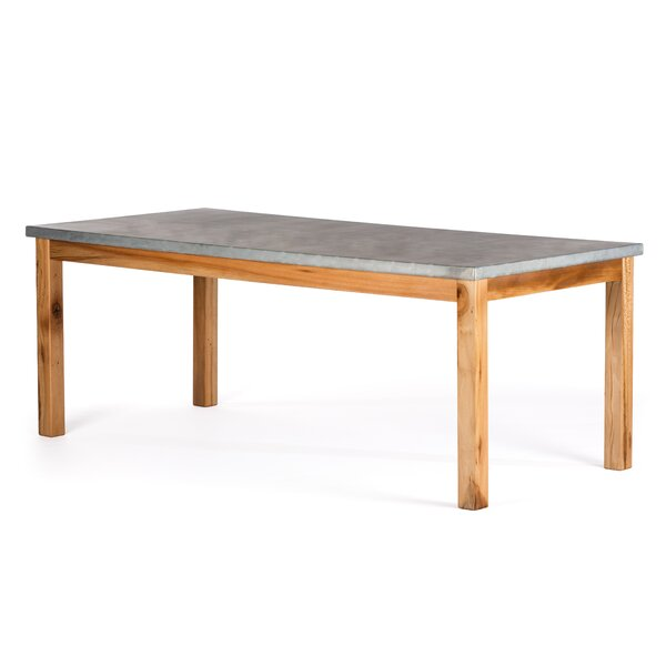 Schuler Solid Wood Dining Table by Gracie Oaks Gracie Oaks