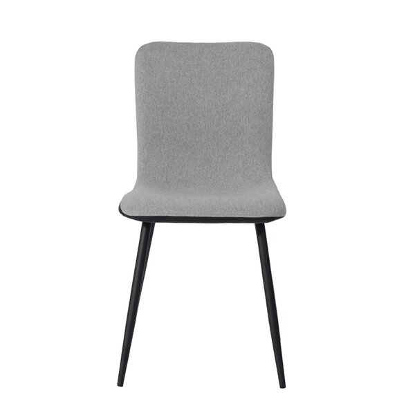 Blumberg Upholstered Dining Chair (Set of 4) by George Oliver