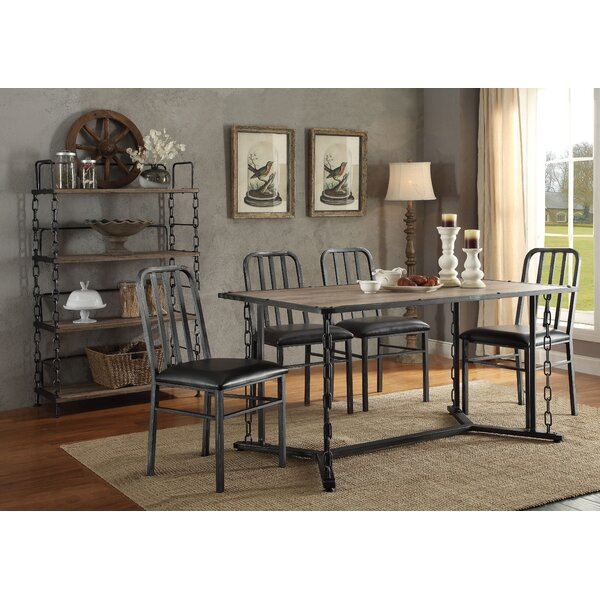 Maidenhead 5 Piece Dining Set by Williston Forge