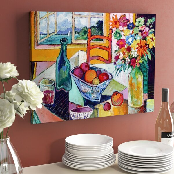 Sweet Experience Painting Print By Red Barrel Studio.