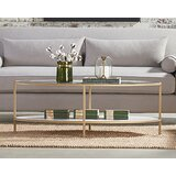 Coffee Table with Storage by Magnolia Home