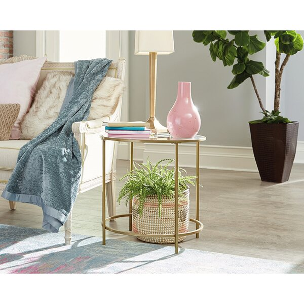 Corrales End Table by Everly Quinn Everly Quinn