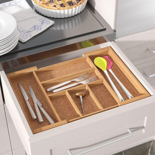 Extendable Drawer Organizer By Rebrilliant