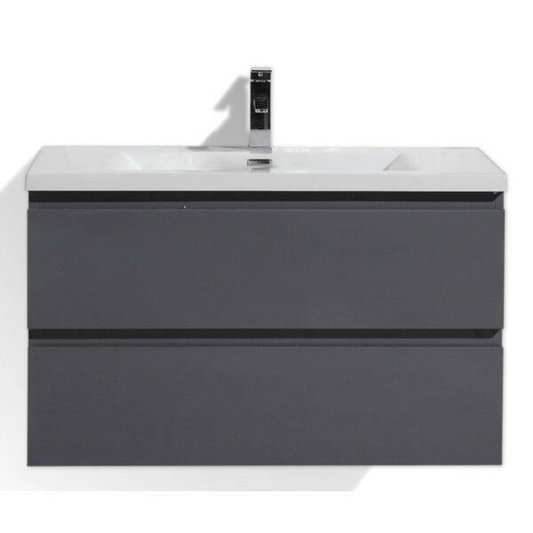 Lina 36 Single Bathroom Vanity Set by Orren Ellis