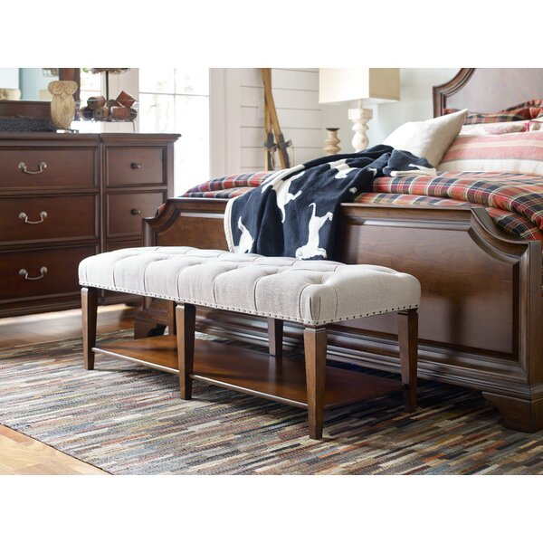 Upstate Upholstered Bench by Rachael Ray Home