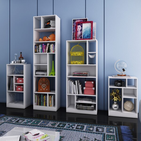 Stromsburg 4 Piece Bookcase Collection by Latitude Run