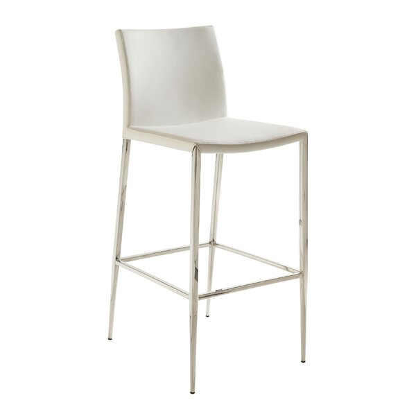 Brittain 29.5 Bar Stool by Orren Ellis