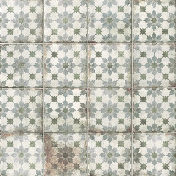 Relic Décor 8.75 x 8.75 Porcelain Field Tile in Varenna by EliteTile