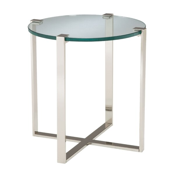 Brackett End Table by House of Hampton
