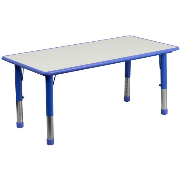 47.25 x 23.63 Rectangular Activity Table (Set of 2) by Flash Furniture