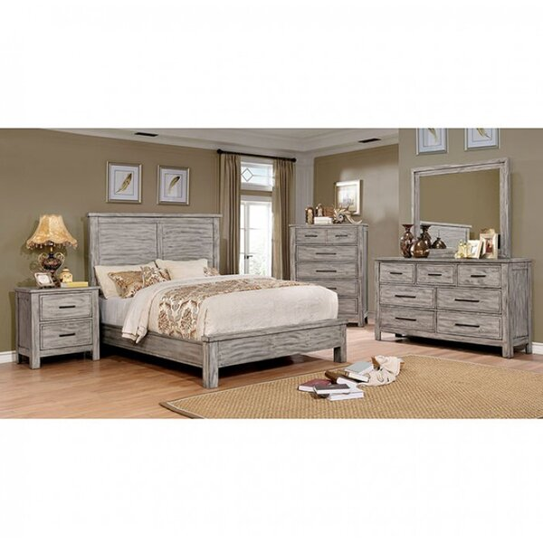 Reynolds Panel Configurable Bedroom Set by Loon Peak