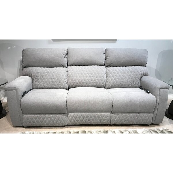 Price Compare High Rise Reclining Sofa by Southern Motion by Southern Motion