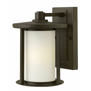 Read Reviews Wyckoff Outdoor Wall Lantern By Latitude Run