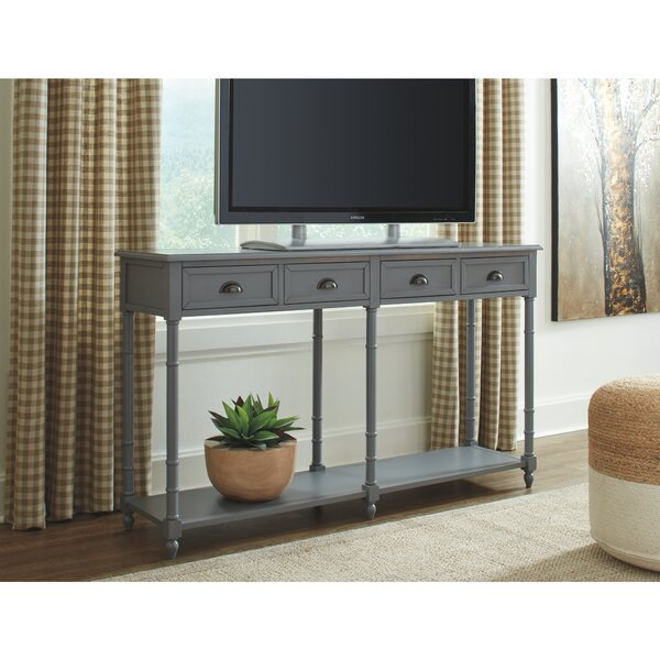 Saunders Console Table By Canora Grey