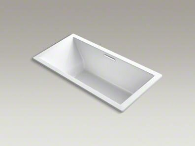 Underscore Vibracoustic 72 x 36 Soaking Bathtub by Kohler