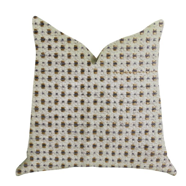 Reinert Patterned Luxury Pillow by Bungalow Rose