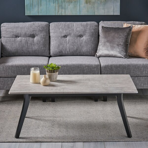 Celestina Solid Wood Coffee Table By Brayden Studio