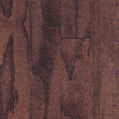 Istanbul 5 Solid Oak Hardwood Flooring in Brown by Branton Flooring Collection
