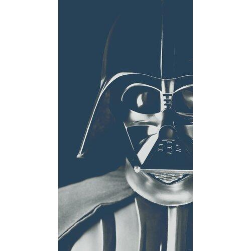 Glatte Fototapete Star Wars Classic Icons Vader 2|8 m x 250 cm Komar | Baumarkt > Malern und Tapezieren > Tapeten | Komar