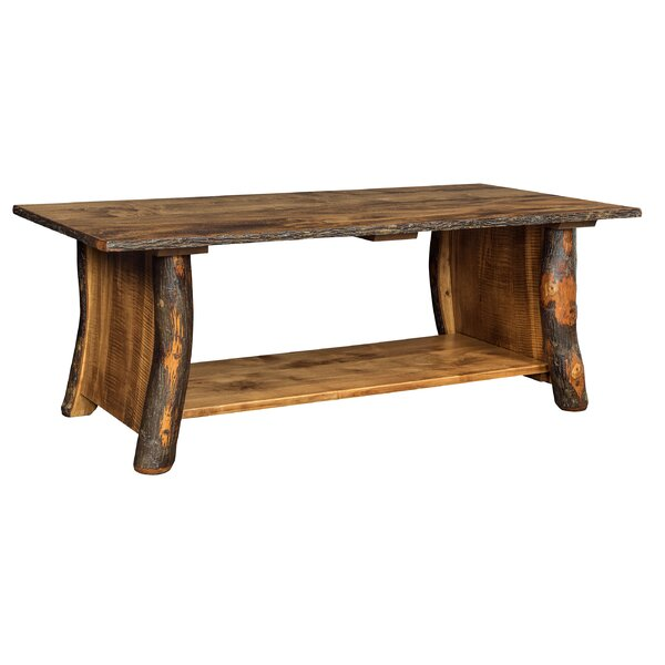 Raby Bendwood Coffee Table by Loon Peak Loon Peak