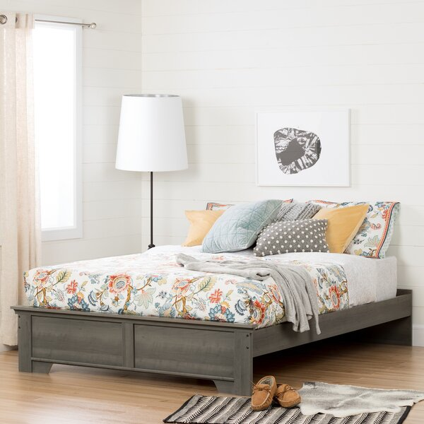 Versa Platform Bed by South Shore