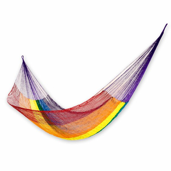 Maya Artists of Yucatan Tree Hammock by Novica
