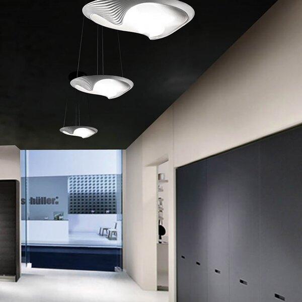 Sestessa 2-Light Chandelier by ZANEEN design