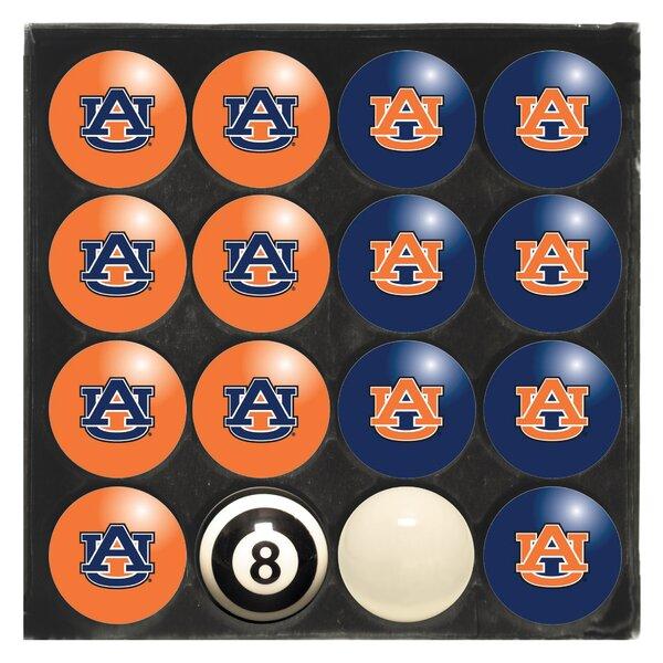 NCAA Home Vs. Away Billiard Ball Set by Imperial International
