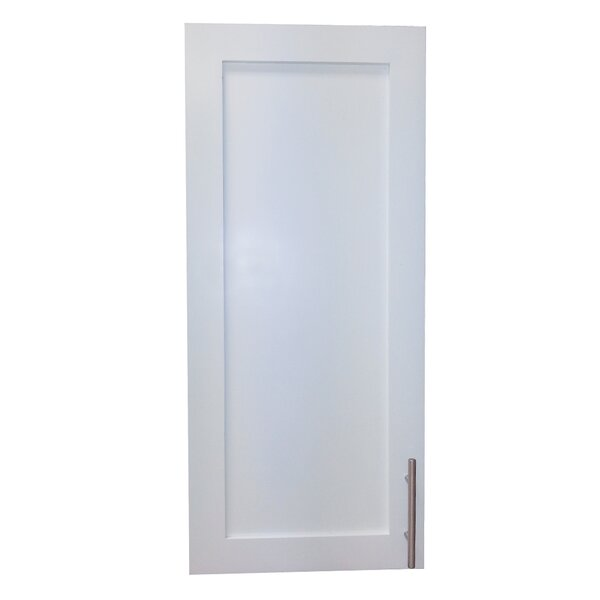 Cumberland 16 W x 32 H Recessed Cabinet by WG Wood Products