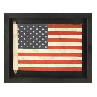 Top American Flag Wall Art | Wayfair MC99