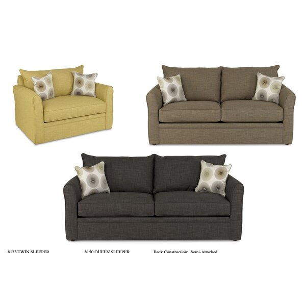 Chic Collection Ingar Sofa Bed by Winston Porter by Winston Porter