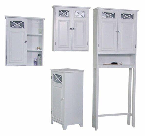 Coddington 4 Piece Bathroom Storage Set by Darby Home Co