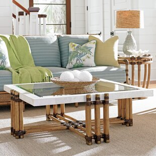 Best Choices Twin Palms Coffee Table Tommy Bahama Home