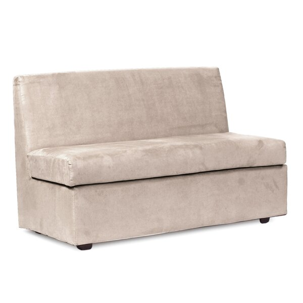 Mattingly Slipper Loveseat by Red Barrel Studio