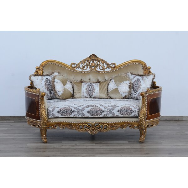 Weekend Promotions Phaidra Loveseat by Astoria Grand by Astoria Grand