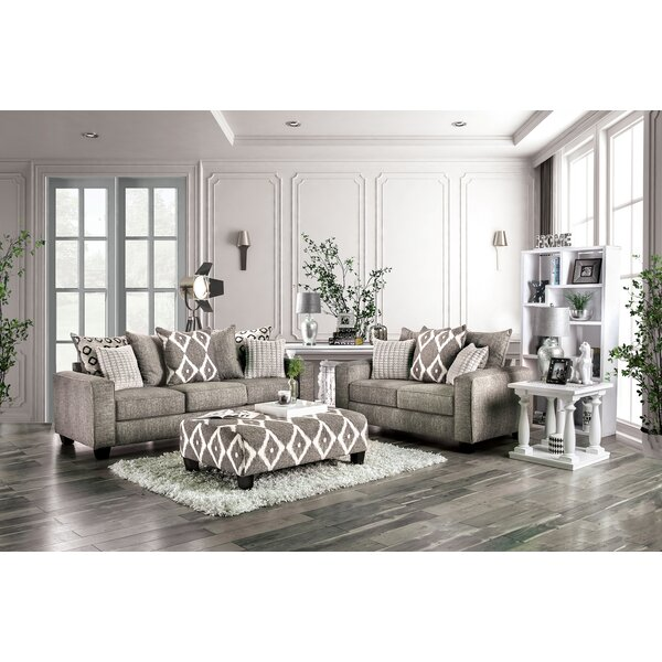 Turner Configurable Living Room Set by Brayden Studio