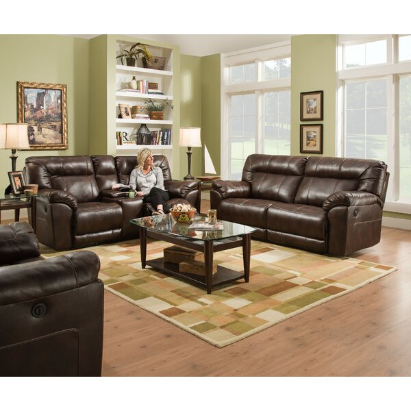 Colwyn Reclining Configurable Living Room Set by Darby Home Co