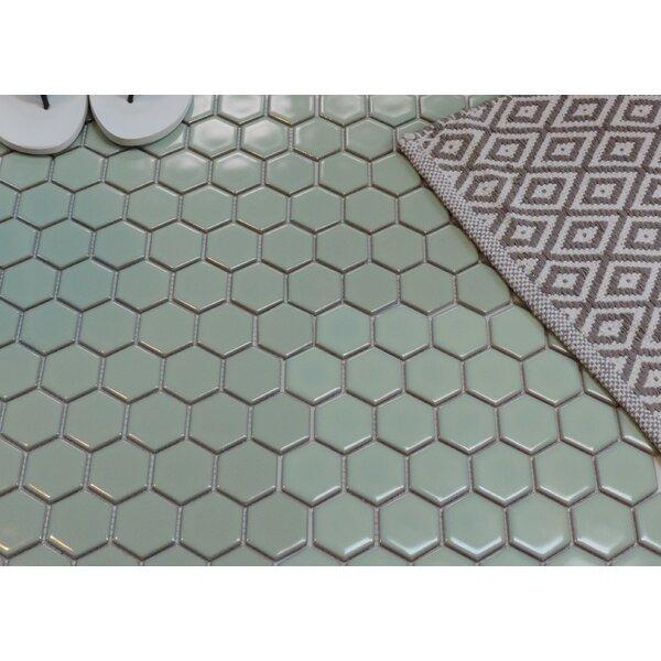 Barcelona 2 x 2 Porcelain Mosaic Tile