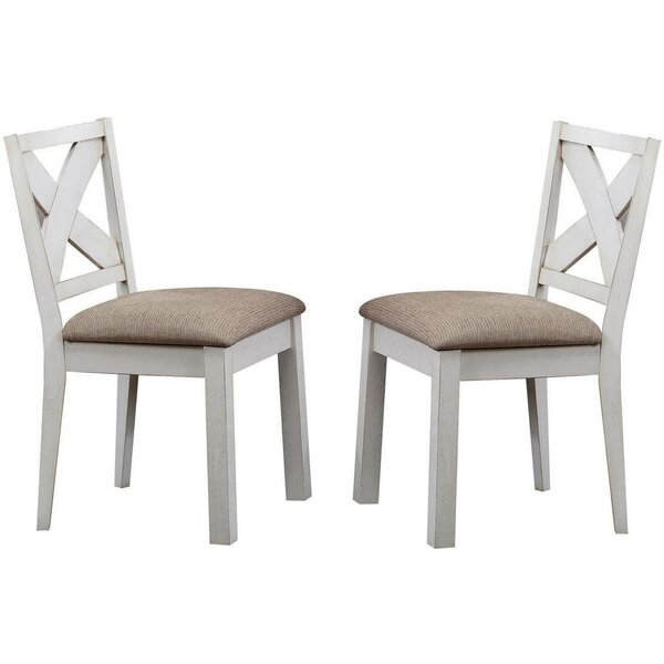 David Dining Chair (Set of 2) by One Allium Way