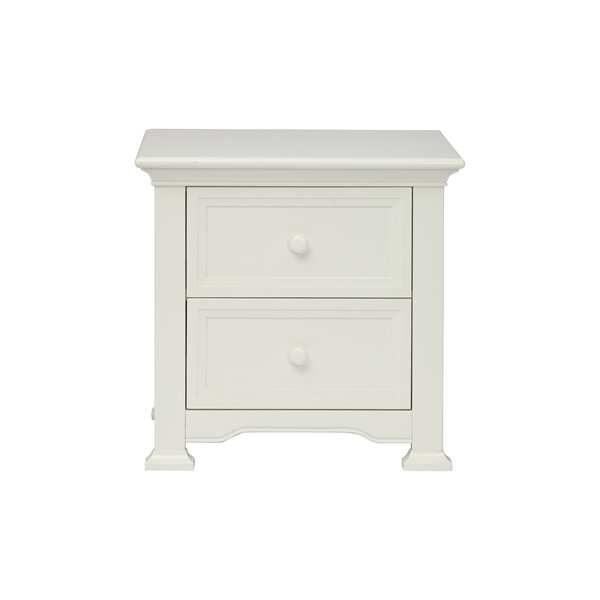 Medford 2 Drawer Nightstand by Centennial