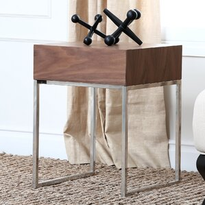 Aesop End Table by Mercury Row